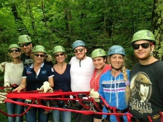 Hawksnest Snow Tubing and Zipline Photo
