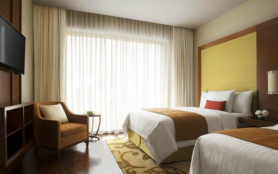 Courtyard by Marriott Kochi Airport: Twin room