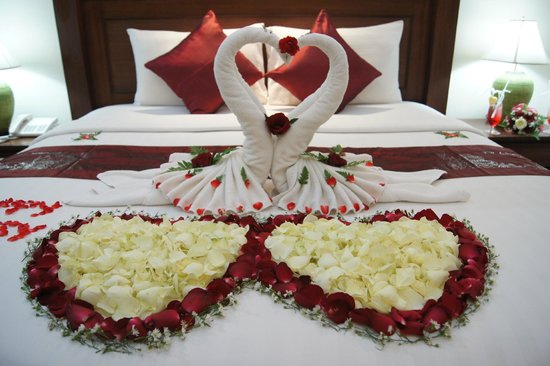 Baan Yuree Resort  and  Spa: Surprise Honeymoon Set up