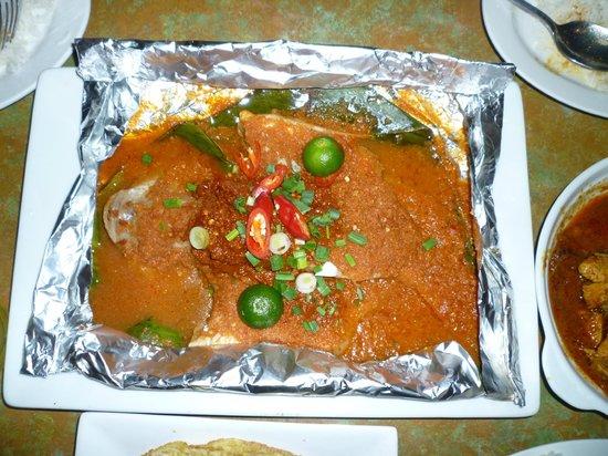 Eleven Bistro & Restaurant : Fish sambal