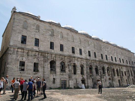 Süleymaniye-Moschee 6