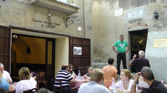 Pizzeria Vecchio Forno: Ristorante Vecchio Forno