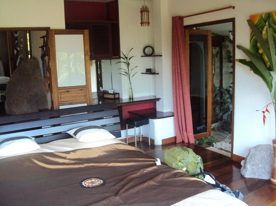 la Cigale: Room
