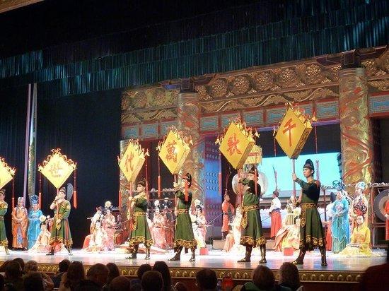DaTang JinCheng: Musicians & Dancers