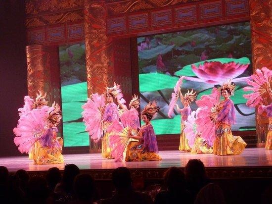 DaTang JinCheng: Feather Dancers