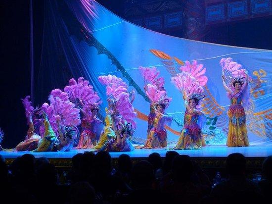 DaTang JinCheng: Tang Dynasty Show