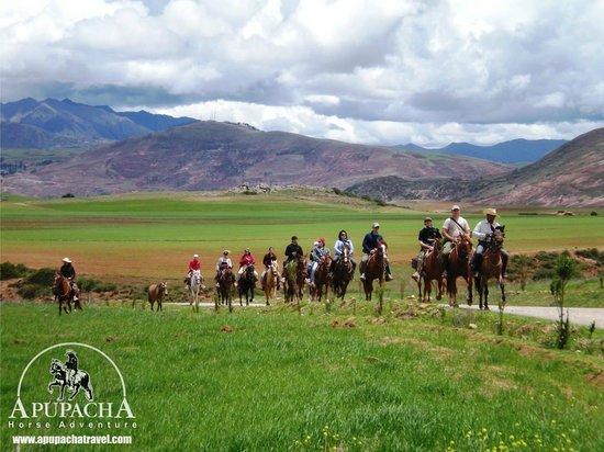 Apupacha Horse Adventure