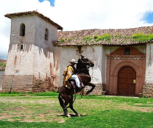 Apupacha Horse Adventure : Dancing whit our Peruvian paso Horses