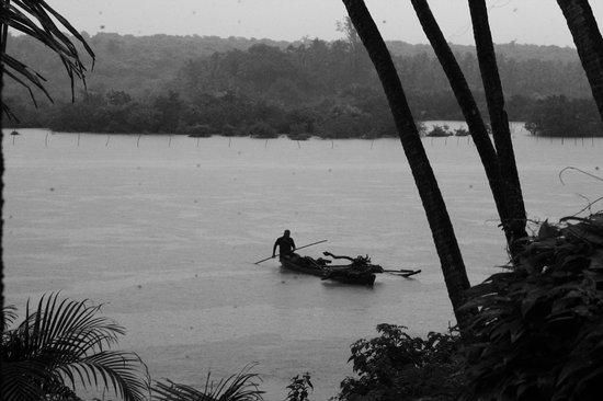 Riverview Villas : the river