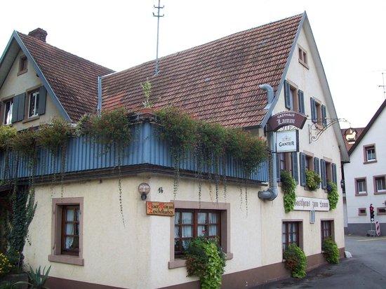 Gasthaus Lamm, Freiamt, Ortsteil REichenbach