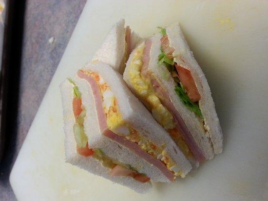 Craig's Kitchen: Fresh sanwich
