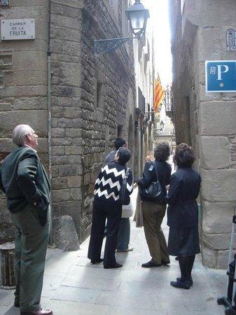 Jewish Barcelona Urban Cultours