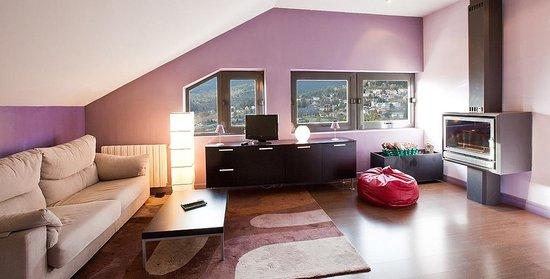 Habitaciones fotografa de Luces del Poniente Cercedilla TripAdvisor
