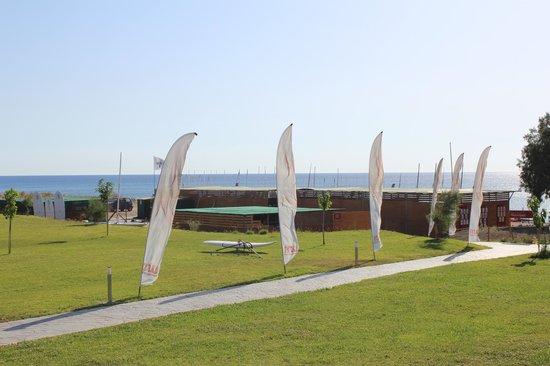 Levante Beach Resort: Pathway to the beach