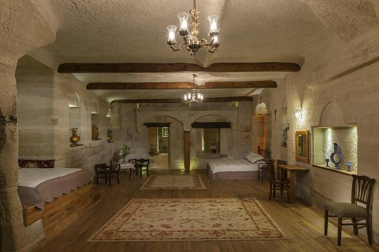 Aydinli Cave Hotel: King Suite