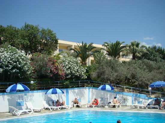 Hotel Pappas : Бассейн