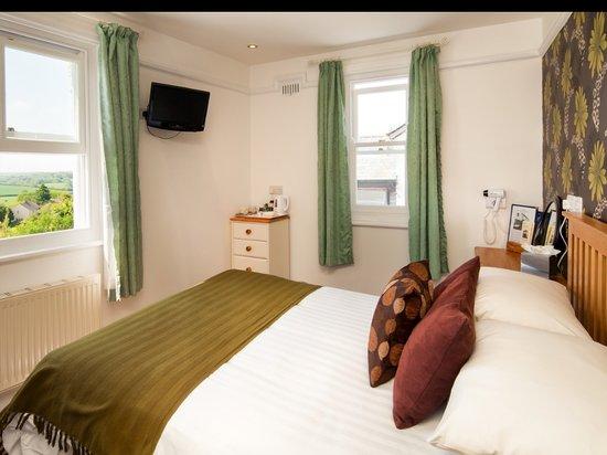 The George Inn, Blackawton: Room 2 - double ensuite