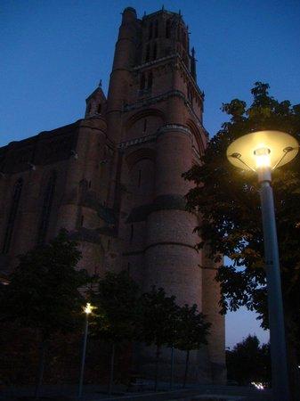 Logis Saint Clair : Cathedral of Saint Cecilia - Albi