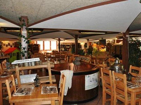 La Laiterie du Col Bayard: le restaurant