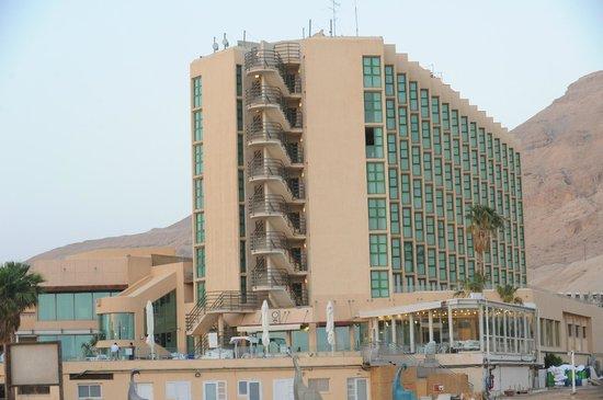 Hod Hamidbar Resort Spa Hotel