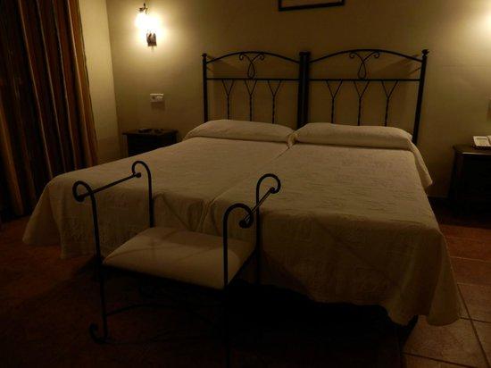Hotel El Borboton: Habitación