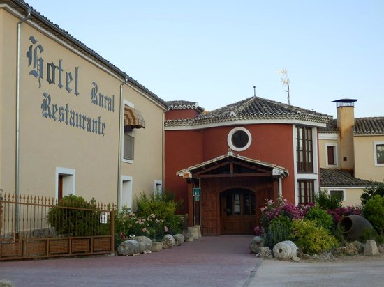 huete casa palacio conde garcinarro: