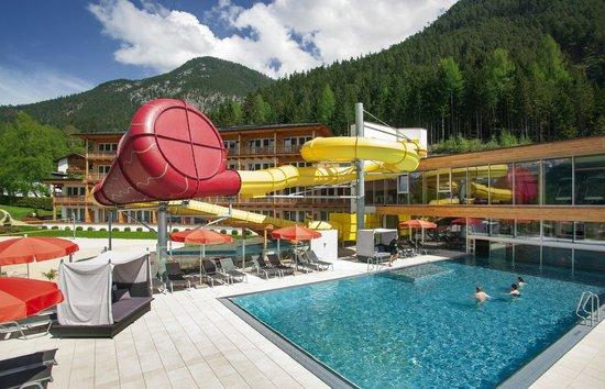 Kinderhotel Buchau: Sommerfassade