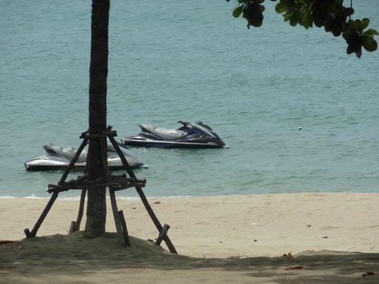 Lamai Coconut Beach Resort: strand