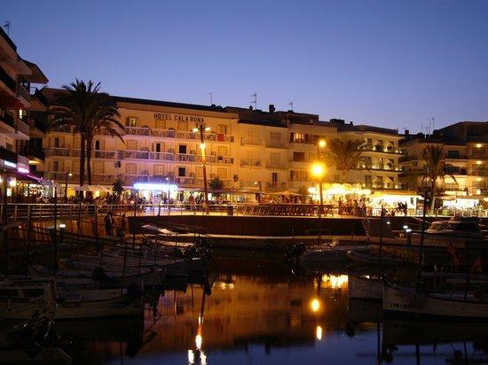 Hotel Cala Bona Cafeteria : Hotel Cala Bona
