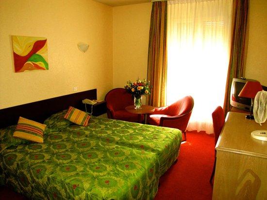 Hotel Montana: Room