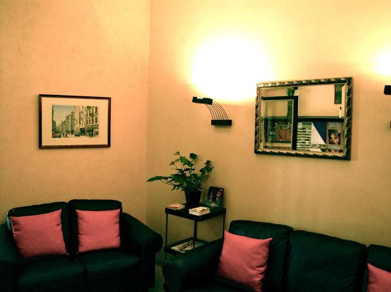 Hotel Montana: Lounge