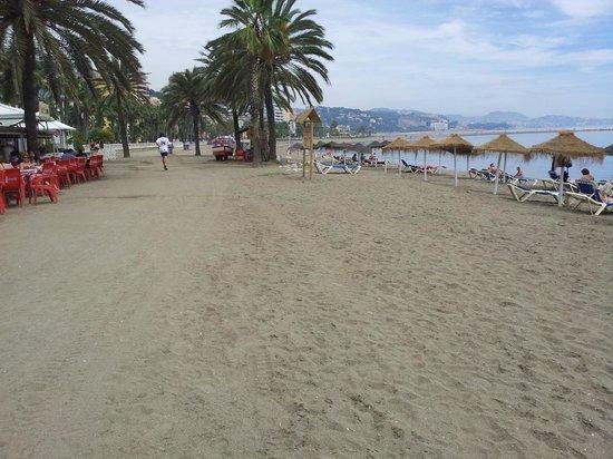Playasol Spa Hotel: hotel en la misma playa
