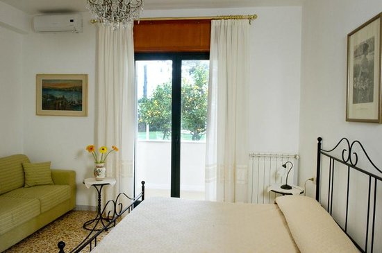 Bed & Breakfast Torremerlata: Camere ben rifinite