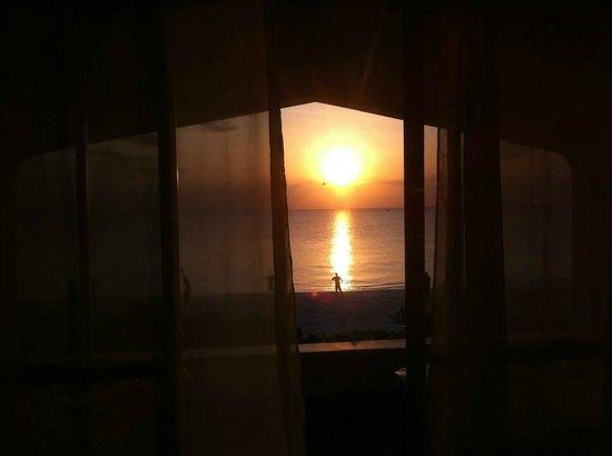 Royal Zanzibar Beach Resort: View from room in block 'A'
