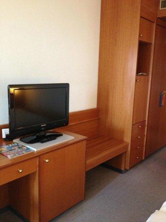 Novotel Freiburg: Room