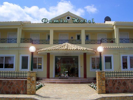 Damia Hotel 30 3 6 Updated 2019 Prices Reviews Sidari Corfu Tripadvisor