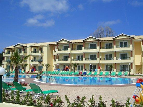 다미아 호텔