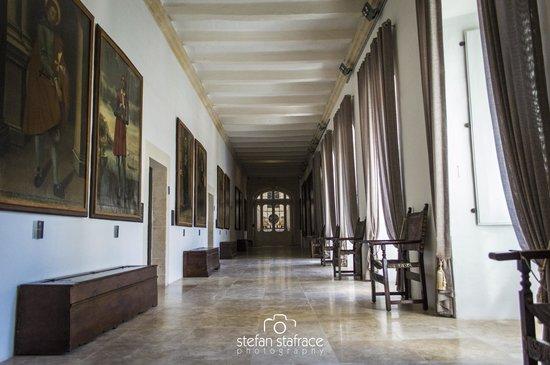 Wignacourt Museum: Upper Floor Corridor