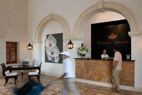 The Regent Grand: Our Reception