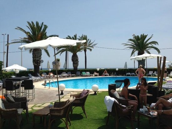 Hotel Subur Maritim: Pool