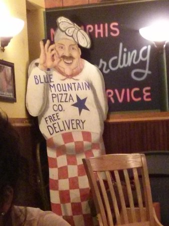 Blue Mountain Pizza: live music