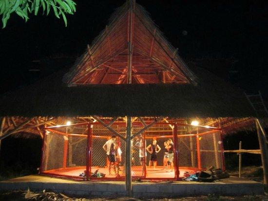 Legacy Gym Boracay : The OctoHUT