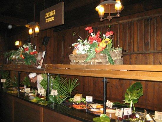 grange buffet restaurants