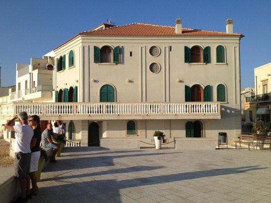 B&B La Casa di Montalbano: The house