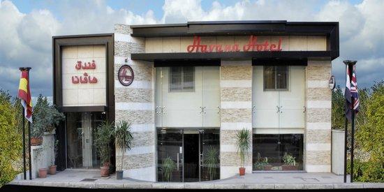 Havana Hotel: Entrance