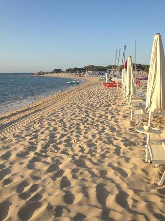 Villas Resort : spiaggia