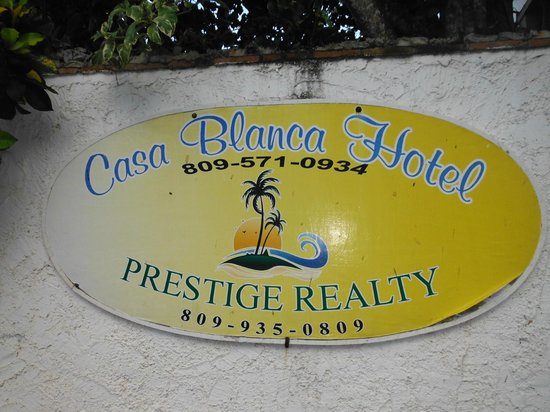 Casa Blanca Hotel & Surf Camp: you always is very welcome
