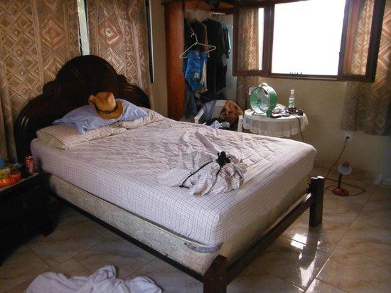 Casa Blanca Hotel & Surf Camp : i sleep like a angel