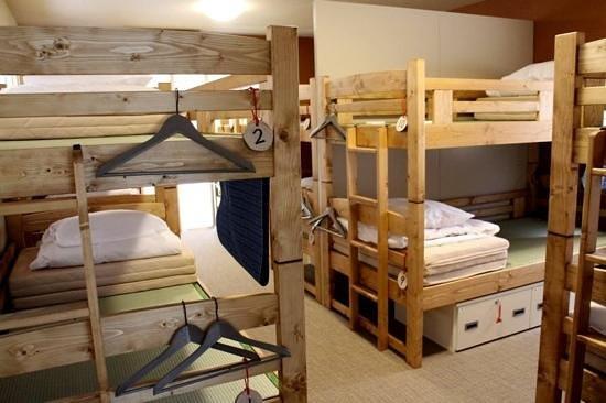 Guest House Nakaima : mix dormitory