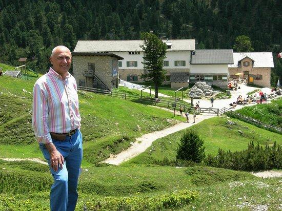 Hotel Freina: Bruno G. Pavia